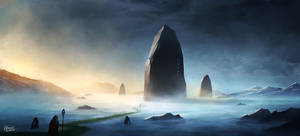 Monolith by AbstractLuva