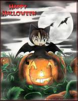 Happy Halloween by Blue-Sonikku
