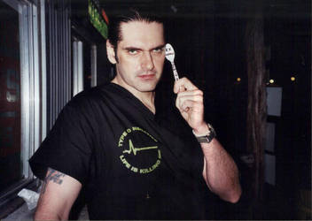 Mr Spoon with Peter Steele by whoosh