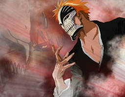 Ichigo Masked by SpiritOnParole
