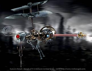 Eyecon Recon Beast by SpiritOnParole