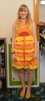 2b30b175630 Luna Lovegood s Yellow Dress  3 Cosplay by LaurenIsACrazyLlama on DeviantArt