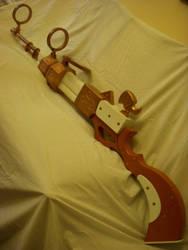 Caitlyn's Gun by ThirdEyeProps