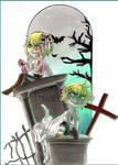 Halloween . Nygel - Edward. by Cleox
