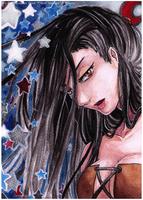 . Luna . by Cleox