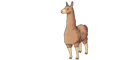 MURO llama by dA-Muro