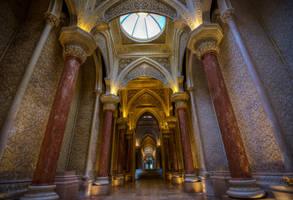 Monserrate Hallway by roman-gp