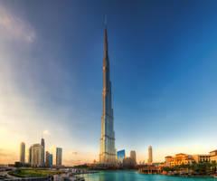 Burj Kalifa I by roman-gp
