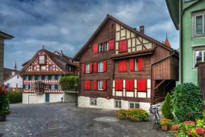 Dorfstrasse by roman-gp