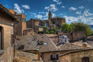 Orvieto Roofs by roman-gp