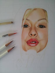 XTINA WIP by MITSUO2