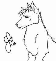 The Wandering Lover - Galaan (sketch) by GalEoles