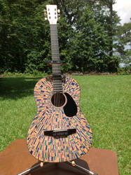 Guitar PCase Style by Leelaney