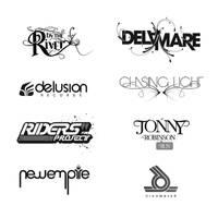 LookBook Logos by anerionxi