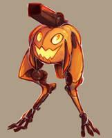 Pumpkin Moa by dindl