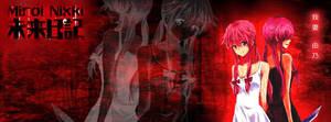 Yuno Gasai by ufo-galz