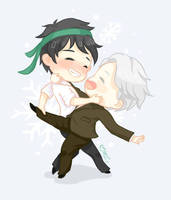 YOI :: The start of you and me by ufo-galz