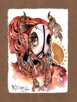 Nymphe by Rituhell
