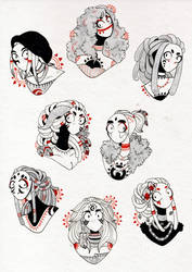 Planche 3 - Dieux by Rituhell