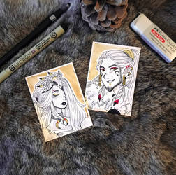 ACEO by Rituhell