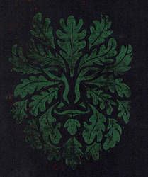 Green Man by Rituhell
