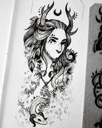 Bookmark by Rituhell