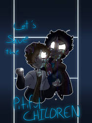 (BMC)The Pitiful Children by GalaxyGal-11
