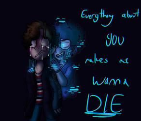 (BMC)You Make Me Wanna Die(Redraw 2) by GalaxyGal-11