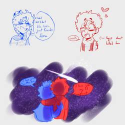 (BMM)Boyf Doodles by GalaxyGal-11