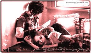Sarah and Ellie by ScionChibi