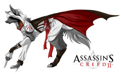 Ezio :3 by Shagan-fury