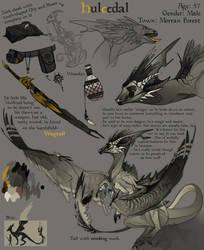 Huleedal Reference by Shagan-fury