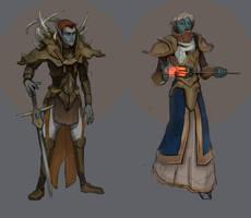 Redoran guards by Shagan-fury