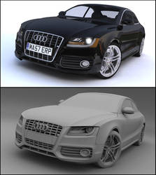 Audi S5 by Tom-3D