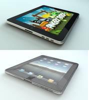 iPad by Tom-3D