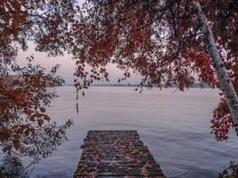 Photo29. Autumn Bridge 2 by TheSofN