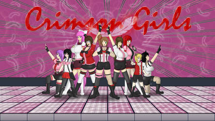 Crimson Girls by Ifrit9