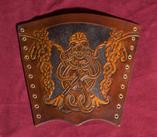 Bracer Viking Krigare by Wodenswolf