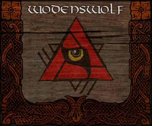 Lupus Illuminatus by Wodenswolf