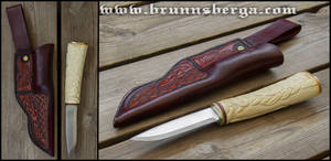 Norse Knife Earl I by Wodenswolf