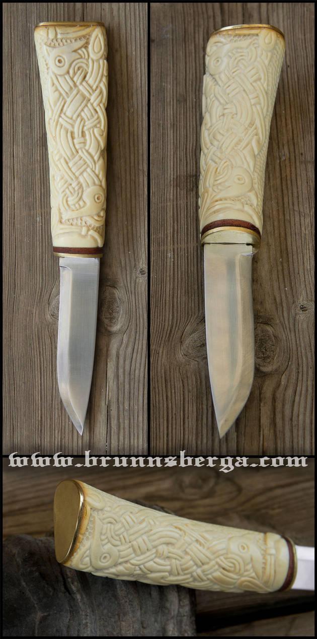 Norse Knife Earl II by Wodenswolf