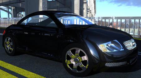 Audi TT 2 by truckless