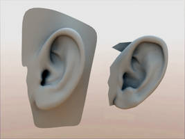 Ear improvement by truckless