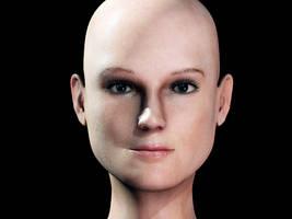 Bald kiera by truckless