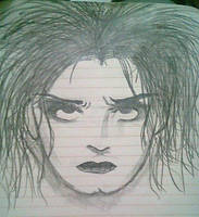 Robert Smith by DavidCure