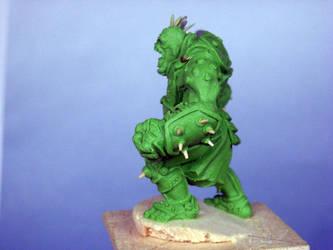 Trollkin Axer 5 by FilouArt