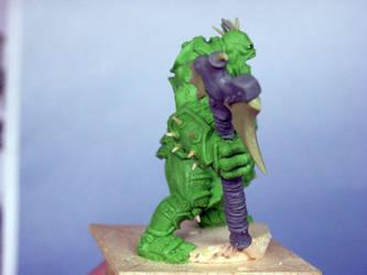 Trollkin Axer 10 by FilouArt