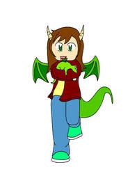 Dragon Me by Draikeena