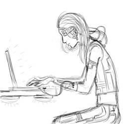 Hacker Draft by Draikeena