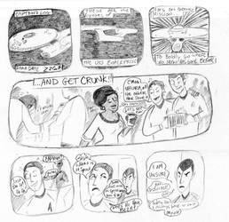 crunk trek 1 by TheGr8Calz